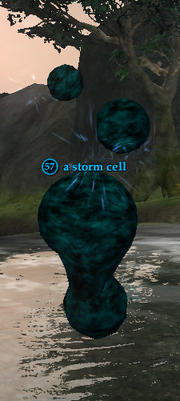 A storm cell