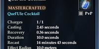Quel'ule Cocktail