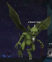 A house imp