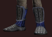 Darkblade's Lacerating Boots (Equipped)