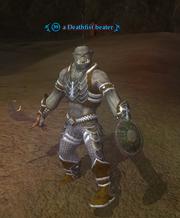 A Deathfist beater