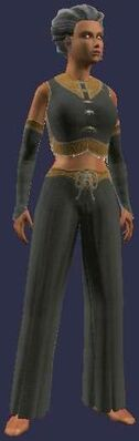 Dreadnaught (Armor Set) (Visible, Female)