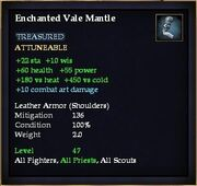 Enchanted Vale Mantle