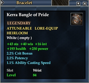 Kerra Bangle of Pride