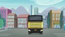 Crystal Prep bus drives toward Canterlot High EG3