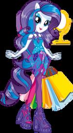 Rarity Rainbow Rocks character bio art