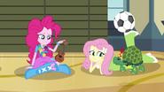 Pinkie Pie and Fluttershy depressed EG2