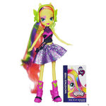 Rainbow Rocks Fluttershy neon doll