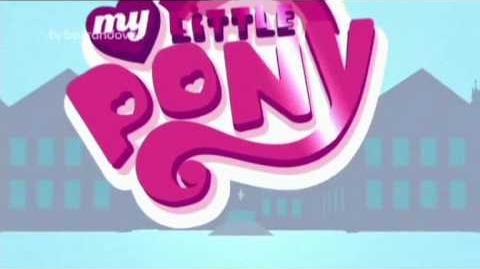 My Little Pony theme song - Czech