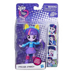Equestria Girls Minis Twilight Sparkle Pep Rally doll packaging