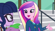 "Cadance ""you're staying at Crystal Prep?"" EG3"