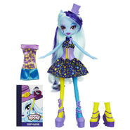 Rainbow Rocks Trixie Lulamoon Fashion Doll