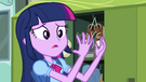 Twilight looks at her hands EG