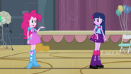 "Pinkie Pie ""do you have a twin sister"" EG"