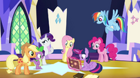 """Rarity """"How is that even possible?"""" EG2"""