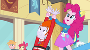 "Pinkie Pie ""hands wave up"" EG"