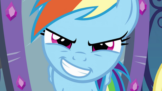 File:Rainbow Dash offering her support EG.png