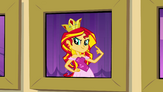 Princess Sunset Shimmer second year EG
