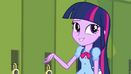 Twilight Sparkle lucky guess EG
