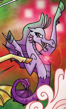 Aria Blaze ID FIENDship 3