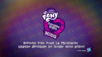 Outro card (French) EGM
