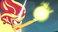 Daydream Shimmer blasting toward Midnight Sparkle EG3