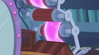 Magic weaves through a loom EG2