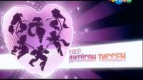 """My Little Pony Equestria Girls Rainbow Rocks """"Directed by"""" Credit - Russian"""