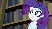 """Rarity """"just what the students at Crystal Prep would do"""" EG3"""