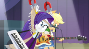 Rarity bumps into Applejack again EG2