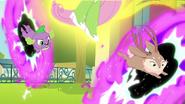 Spike follows jackalope through the rifts EG3