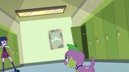 """Spike """"why did you run away like that?"""" EG3"""