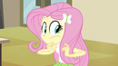 Fluttershy eyes darting around EG