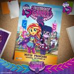 Friendship Games Facebook promotional image