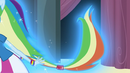 Rainbow's hair grows on stage EG3