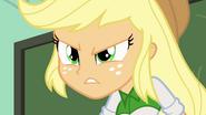 """Applejack arguing """"is too!"""" EG"""