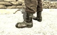 COD4 opfor boots side