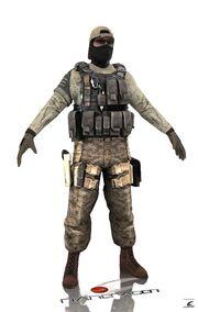 Watchgate merc rifleman