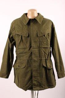 M58 jakke grøn bomuld-p