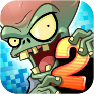 Plants Vs. Zombies™ 2 It's About Time Icon (Versions 2.2)