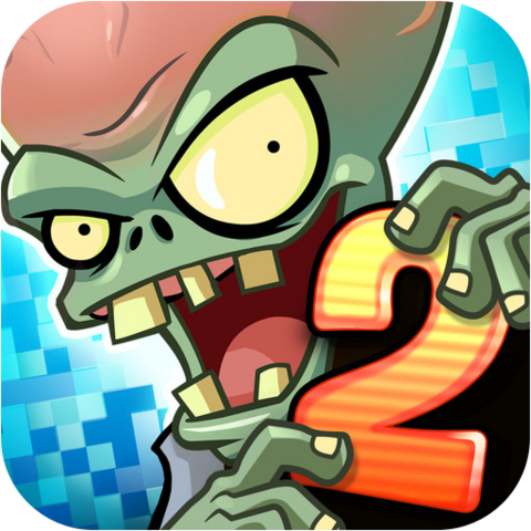 File:Plants Vs. Zombies™ 2 It's About Time Icon (Versions 2.2).png