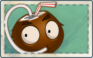 Coconut Sniper Seed Packet