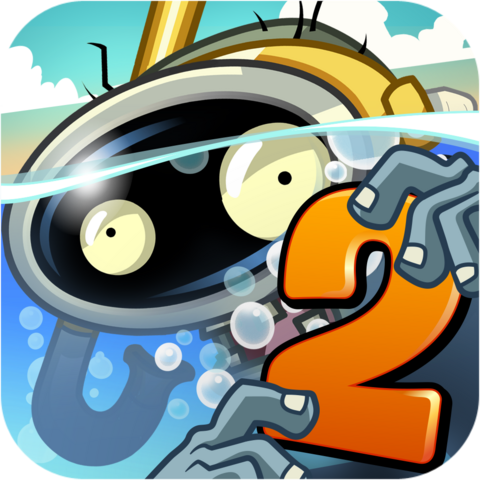 File:Plants Vs. Zombies™ 2 It's About Time Icon (Versions 2.9.1).png