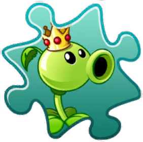 File:Peashooter Costume Puzzle Piece.png