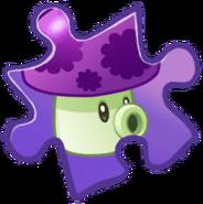 Puff-shroom Puzzle Piece