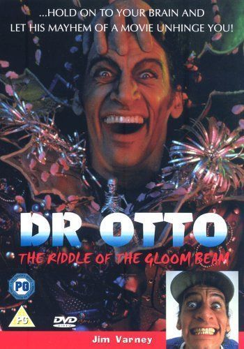 dr otto and the riddle of the gloom beam ernest p worrell wiki fandom powered by wikia. Black Bedroom Furniture Sets. Home Design Ideas