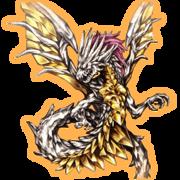 Shinryu en Dissidia