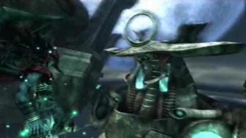 "Final Fantasy VII Dirge of Cerberus ""La Omega arma"" Español parte 2"