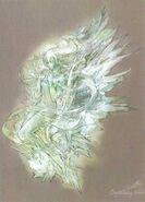 Serah cristal art