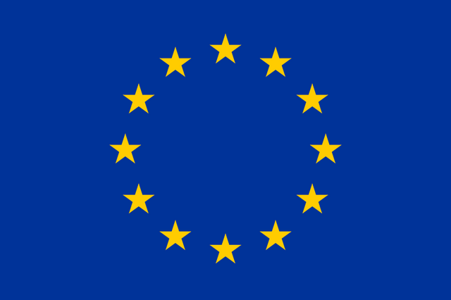 Archivo:Bandera de la Union Europea.png
